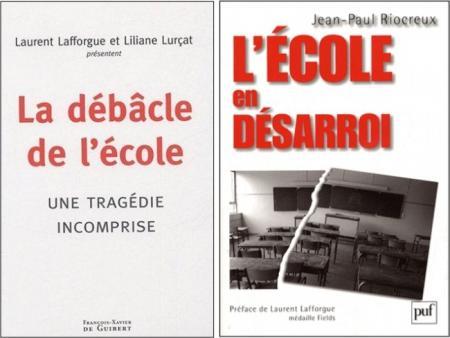 Laurent Lafforgue et l'école