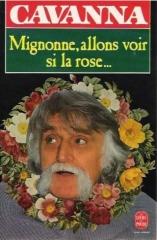 humour,humoriste,traits d'esprit,bons mots,cavanna,mignonne allons voir si la rose