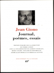Giono,Pléiade,journal,dominici,italie