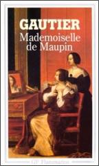 théophile gautier,mademoiselle de maupin,gf