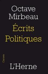 octave, Mirbeau écrits politiques,citations
