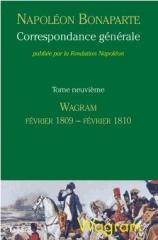 Napoléon,correspondance,wagram,tome 9