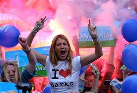 élections,français,place de la bastille,français de papiers,colonisés,6 mai 2012,hollande,sarkozy,franglais,étrangers,drapeaux