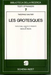 théophile gautier,les grotesques