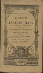 citations,la bruyère,les caractères,moeurs,aphorismes