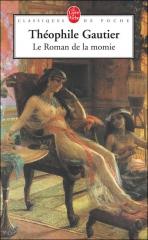théophile gautier,le roman de la momie,livre de poche