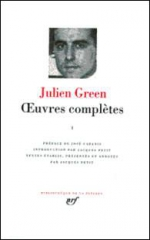 julien green,pléiade