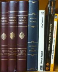 marcel pagnol,souvenirs d'enfance,la gloire de mon père,le château de ma mère,le temps des secrets,le temps des amours,confidences,citations,aphorismes,mémoires,autobiographie