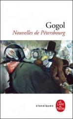 gogol,aphorismes,nouvelles de pétersbourg