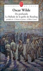 oscar wilde,dandy,dandysme,la ballade de la geôle de reading,de profundis,prison,aphorismes,citations