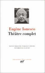 théâtre,ionesco,citations,le roi se meurt,rhinocéros,les chaises,notes et contre-notes