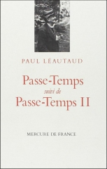 paul léautaud,le passe-temps