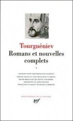tourguéniev,aphorismes,oeuvres,pléiade