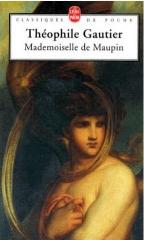théophile gautier,mademoiselle de maupin,livre de poche