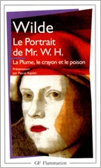 oscar wilde,dandy,dandysme,scepticisme,le portrait de mr. w. h.,aphorismes,citations,critique littéraire,shakespeare,sonnets,énigme