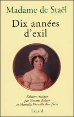 Staël Dix années d'exil Fayard.jpg
