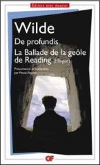 oscar wilde,la ballade de la geôle de reading,de profundis,aphorismes,citations,prison