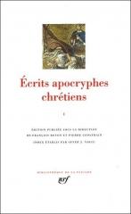 françois bovon,pierre geoltrain,écrits apocryphes chrétiens,pléiade
