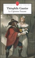 théophile gautier,le capitaine fracasse