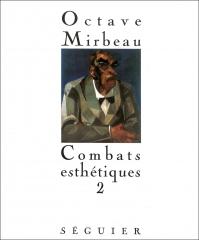 octave Mirbeau,combats esthétiques,citations