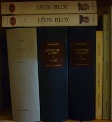 léon bloy,journal