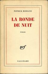 Modiano, La Ronde de nuit
