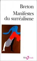 andré breton,manifestes du surréalisme