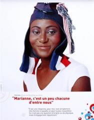 marianne,négresse
