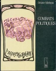 Mirbeau, Combats politiques,citations