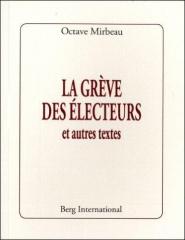 Mirbeau,la grève des électeurs,citations