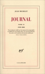 Jules michelet,paul viallaneix,claude digeon,journal