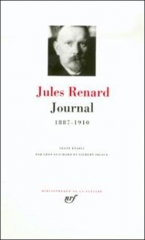 jules renard,journal,pléiade