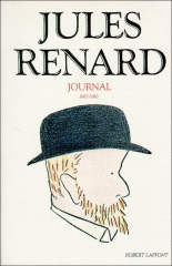 jules renard,journal,bouquins