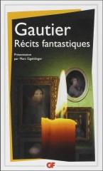 théophile gautier,récits fantastiques,gf