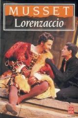 alfred de musset,romantisme,désenchantement,jeunesse,mort,lorenzaccio,citations